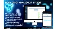 Order bijoy pro system management