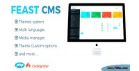 Php feastcms system management content