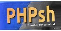 Php phpsh terminal