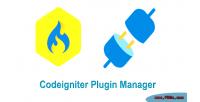 Plugin codeigniter manager