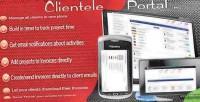 Portal clientele pro