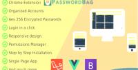Powerfull passwordbag password manager