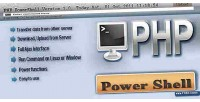 Powershell php