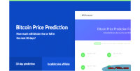 Price bitcoin prediction