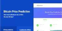 Price bitcoin prediction