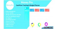 Pro money cashflow manager budgeting and