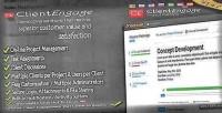 Project clientengage platform