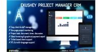 Project ekushey manager crm