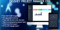 Project ekushey manager crm