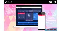 Project kube.d management app mobile web