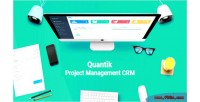 Project quantik manager crm