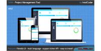 Project sam management tool