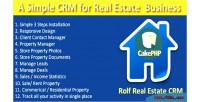 Real rolftask estate crm