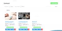 Rex t site builder site visual 0 v1 builder