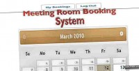 Room meeting booking system