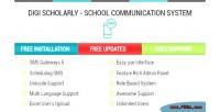 Scholarly digi system communication school