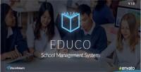 School educo management system