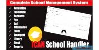 School ican handler
