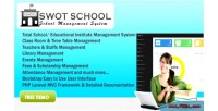School swot software management school