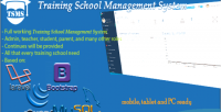 School training tsms system management