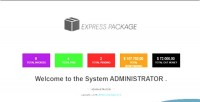 Shipping express packages invoicing sh of system