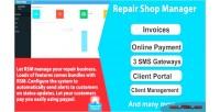 Shop repair manager