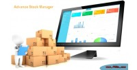Stock advance manager