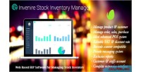Stock invenire inventory manager