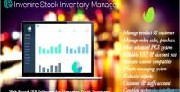Stock invenire inventory manager
