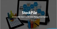 Stockpile complete inventory & system management order