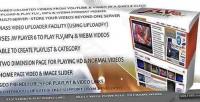 Striker flv cms video php