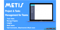 Team metis collaboration platform & management project