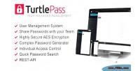 Team turtlepass password manager