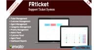Ticket frticket system