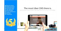 Uber cms system management content