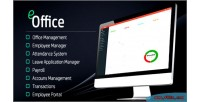 Ultimate eoffice hrm accounts