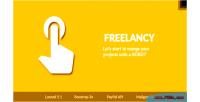 Ultimate freelancy freelance management