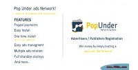 Under pop ads network