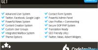 Uzy secure php login system management user