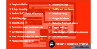 Vehicle digi booking system