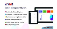Vehicle vms management system