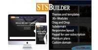 Website stsbuilder builder service