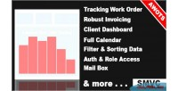 Work advanced system tracking order