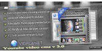 Youtube vidplanet video cms