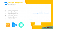 Analytics google multisite