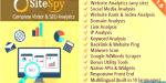 Complete sitespy analytics seo visitor