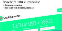 Convert cryptoconverter 1 currencies crypto 300