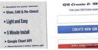 Quicklinks create & re codes qr direct