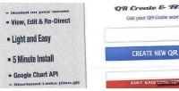 Quicklinks create & re codes qr direct
