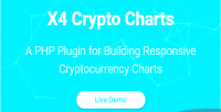 Crypto x4 plugin php charts
